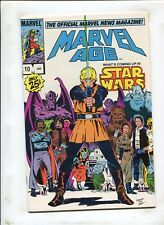 """MARVEL AGE #10 - """"WHAT'S COMING UP IN STAR WARS!"""" - (9.2) 1984"""