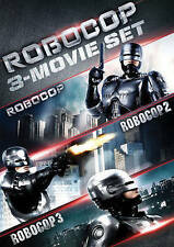Robocop: Collection 1, 2 3 DVD, 2014, 3-Disc Set, NeVeR WaTcHeD