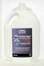 AVOMEC DUEL SHEEP DRENCH 5-Litre (ABAMECTIN & CLOSANTEL)