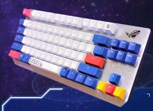 ASUS ROG Strix Scope TKL GUNDAM Edition Mechanical CHERRY MX RGB Keyboard
