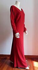 🌸MARINA RINALDI by MAX MARA Red Dress PLUS size USA 12W_I 50_D 42_GB 16_F 46