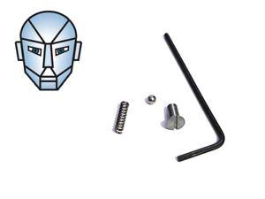 Small Breech Screw, Allen Key, BB & Spring To Suit Crosman 22xx 23xx 24xx 13xx
