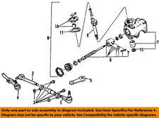 FORD OEM 84-97 Ranger Steering Gear-Sector Shaft E3TZ3575A