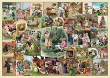 The House Of Puzzles  250 BIG PIECE JIGSAW PUZZLE - Playtime Pursuits Big Pieces