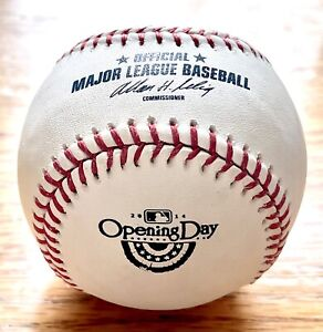 MLB Rawlings 2014 Opening Day Baseball