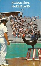 # M3097   RANCHO PALOS VERDES, CA.   POSTCARD,  MARINELAND OF THE PACIFIC