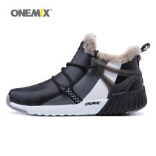 2019 Women Road Running Sneakers ONEMIX Men Sport Shoes  Winter Boots