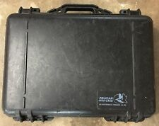 Pelican Case 1500 Black 18.5 x 14 x 7- Used, Good condition.