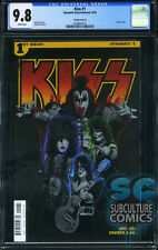 KISS #1 CVR H PHOTO COVER VARIANT - FIRST PRINT - CGC 9.8 - RELAUNCH - SOLD OUT