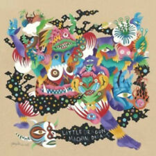 "Little Dragon : Machine Dreams Vinyl 12"" Album (2015) ***NEW***"