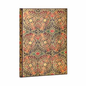 TACCUINO UNLINED PAPERBLANKS FIORI DI FUOCO GRANDE, 21x30cm