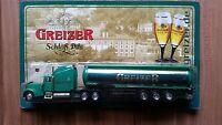 Minitruck Biertruck Brauereitruck  Greizer Schloß Pils  Werbe US Truck  OVP