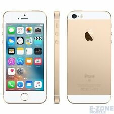 Apple  iPhone SE  4G LTE Gold 32GB Unlocked Mobile Phone