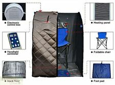 Portable Dry Heat Sauna with FIR (Far Infrared Ray) we are AUTHORIZED DEALERS