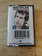 """BOB DYLAN """"Highway 61 Revisited""""  Columbia Cassette Tape PCT 9189 Tested"""