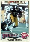 FRANCO HARRIS 75 ACEO ART CARD  #### FREE COMBINED SHIPPING ####