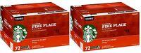 Starbucks Pike Place Medium Roast Coffee K-Cups 144 Count BEST BY FEB 2021