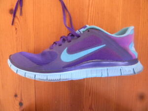 NIKE FREE 4.0 V3 RUNNING SHOES LADIES SIZE US 10 GOOD CONDITION