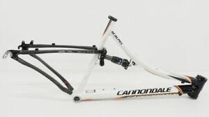 "2009 Cannondale Scalpel MTB Bicycle Frame Size XL Carbon/Aluminum 26"" Fox Float"