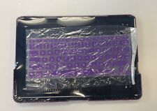 MacBook Case and Keyboard Cover - Purple