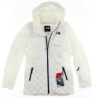 The North Face 144427 Women's Caspian Jacket Tnf White Size Small
