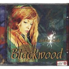 BLACKWOOD - Friday night - CD COME NUOVO ITALO DANCE