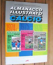 ALMANACCO ILLUSTRATO DEL CALCIO 1974-1976 (2005) PANINI La Gazzetta Dello Sport