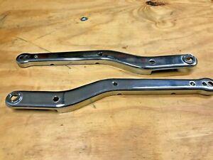 2004 Honda CMX250 Rebel Rear Fender support struts