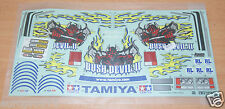 Tamiya 58523 Bush Devil II/2/WT-01, 9495721/19495721 Decals/Stickers, NIP