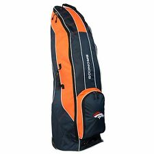 BRAND NEW Team Golf Denver Broncos Golf Bag Travel Cover Navy/Orange 30881