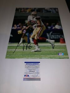 George Kittle Signed 11x14 Photo San Francisco 49ers Superstar TE PSA/DNA