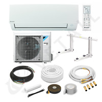 Daikin Sensira+ Klimaanlage 6,23 kW 24000 BTU R32 Wi-Fi + Quick Connect 6 Meter