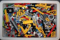 Lego 400 Teile Technik Technic Achsen, Stopper, Liftarme, Pin´s, Lochbalken 0kg