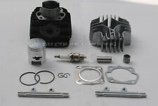 Suzuki LT50 50cc Top End Rebuild Dirt Pit Bike Kit Cylinder Piston 1984 1985 NEW