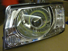 Nissan Patrol GU4-8 (+late UTEs)Headlights Twin Halos, HID Projectors+Devils Eye