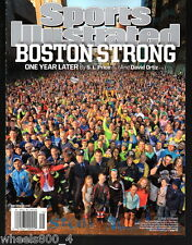 Sports Illustrated 2014 Boston Marathon STRONG 1 yr. Later Newsstand Iss NR/Mint
