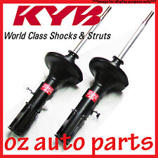 TOYOTA PASEO EL54R 1.5L COUPE 12/1995-12/1999 FRONT KYB EXCEL-G SHOCK ABSORBERS
