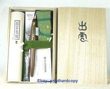 Platinum Izumo Tagayasan Matt Fountain Pen Gold Trim 18k Gold Nib !!