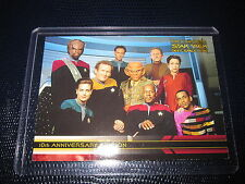 STAR TREK DEEP SPACE NINE PROMO CARD P1 MINT NEUF