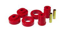 Prothane 84-87 Pontiac Fiero Engine Cradle Mount Bushing Insert Kit (RED)