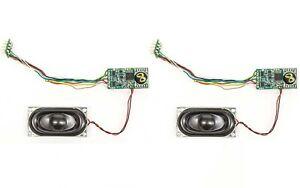 Hornby R8120 Twin Pack TTS Sound Decoder: Class 43 ( MTU )