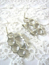 Alloy Crystal Silver Plated Fashion Earrings