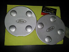 2 Coppa Coppe Ruota FORD originale in plastica coppette coprimozzo PUMA usato