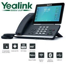 Yealink SIP-T58A HD Android IP 16-Line PoE IP Phone Smart Bluetooth WiFI T58A