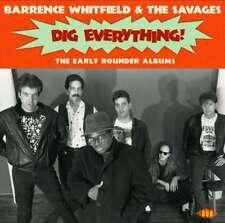 Barrence Whitfield And The Savages - Dig Everything! NEW CD