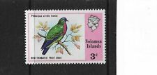 1976 British Solomons - Birds - Single Stamp - Mint and Never Hinged..