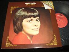 """MIREILLE MATHIEU ° DISQUE D'OR <>12"""" LP Vinyl~Canada Pressing ° POLYDOR MIF 1534"""