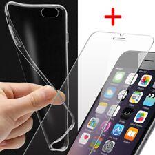 Hülle + Panzerfolie für iPhone 6 / Echt 2,5D Schutzfolie / RAW aus Japan,, Top