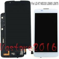 For LG K7 Tribute 5 LS675 MS330 K330 LCD Display Touch Screen Digitizer Assembly
