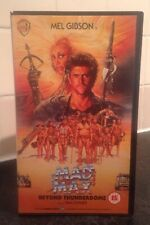 Mad Max Beyond Thunderdome - video tape VHS Tina Turner Mel Gibson